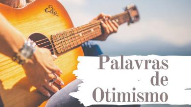 Palavra de Otimismo